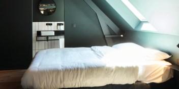 Luxueus tafelen op de kamer: logeren in Nonam in Gent