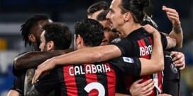 Zlatan Ibrahimovic klaar voor rentree bij Milan