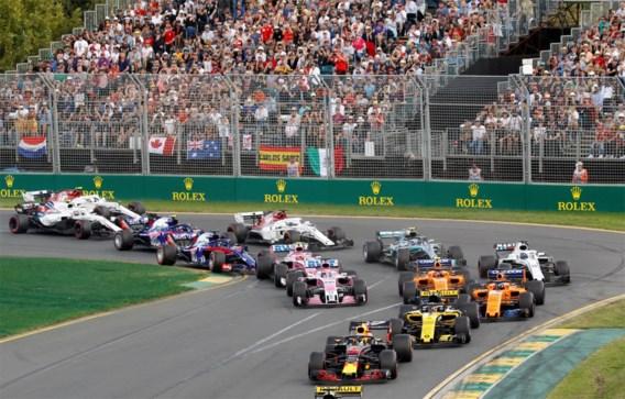 China wil Grote Prijs Formule 1 verplaatsen naar tweede deel 2021