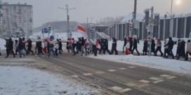 Oppositie verwerpt belofte Loekasjenko