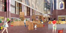 Openbaar onderzoek naar plannen Delhaize met Gentse Sint-Annakerk van start