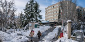 Sneeuwstorm saboteert Madrileense corona-aanpak