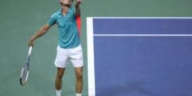 David Goffin stoomt makkelijk door naar halve finales op ATP Antalya