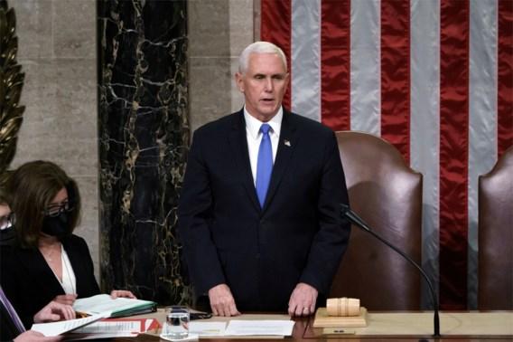 Blog verkiezingen Amerika | Pence krijgt 24 uur om afzetting Trump te vragen