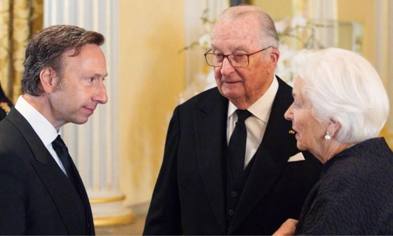 Koning Albert: 'Mijn oma heeft Paola binnen het kwartier goedgekeurd'