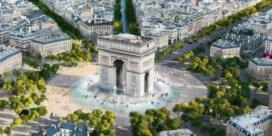 Champs-Elysées moet 'buitengewone tuin' worden