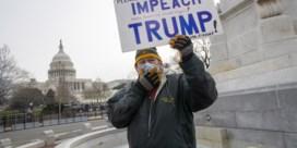 Democraten zetten afzetting Trump in gang