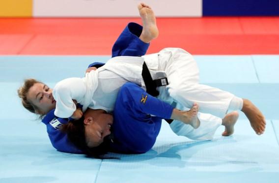 Charline Van Snick grijpt naast het brons op World Masters judo, Jorre Verstraeten strandt in derde ronde