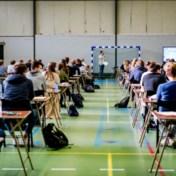 Examens gaan 24 uur in een afgesloten doos