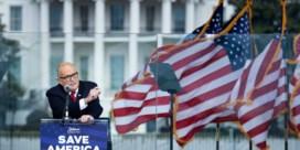 Orde van advocaten start procedure om Giuliani te schorsen als lid