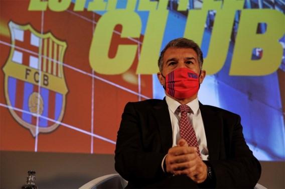 Vier kandidaten nemen eerste horde in race naar voorzitterschap Barcelona