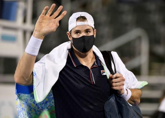 """John Isner zegt af voor Australian Open vanwege strenge coronaregels: """"Geen zin om mijn familie achter te laten"""""""