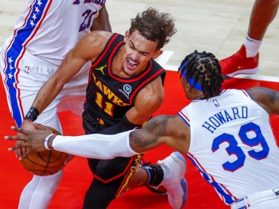 Derde nederlaag op rij voor Philadelphia 76ers