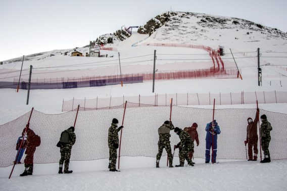 Wereldbeker slalom in Kitzbühel gaat dit weekend niet door