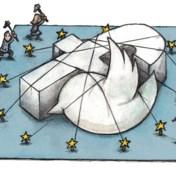 Europa reorganiseert het internet