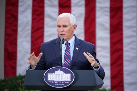 Vicepresident Pence weigert 25<sup>ste</sup> amendement in te roepen