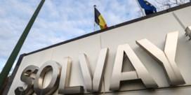 Solvay snoeit sneller dan gepland