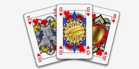 Studente ontwerpt genderneutraal kaartspel: 'Waarom zou heer meer waard zijn dan dame?'