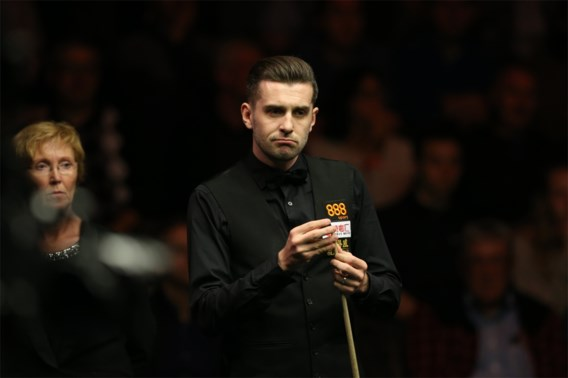 Maguire houdt drievoudig winnaar Selby uit kwartfinale Masters snooker