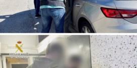 Vermeende leider Antwerpse drugsbende opgepakt in Spanje