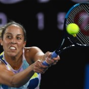 Tennisster Madison Keys is besmet met coronavirus en mist wellicht Australian Open