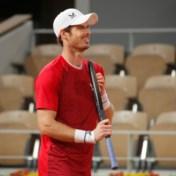Andy Murray test positief op corona enkele weken voor start Australian Open