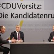 CDU vaart blind in zoektocht naar mogelijke opvolger Merkel