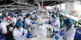 Trump noch corona kreeg Chinese exportmachine klein