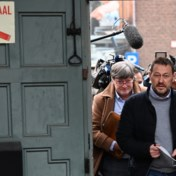 Bart De Pauw na eerste procesdag: 'Drie jaar lang heb ik gezwegen'