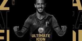 Belgische voetbalfans verkiezen Eden Hazard tot Ultiem Icoon van de voorbije 125 jaar