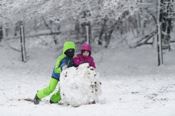 Opnieuw sneeuw op komst, Hoge Venen weer open