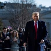 Blog VS | Trump verlaat Washington woensdagochtend