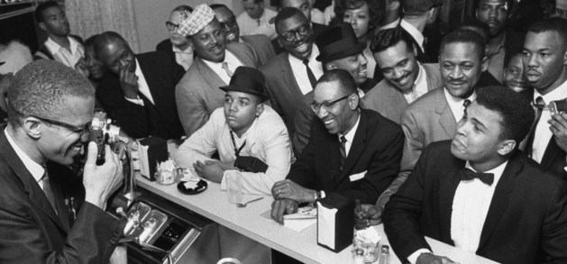 'One night in Miami': het happy hour van Black Power