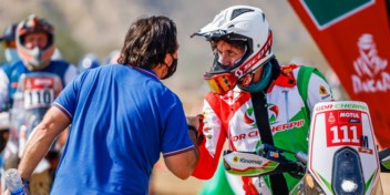 Franse motorrijder Pierre Cherpin overleden na val in Dakarrally