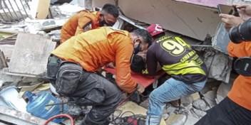 Tientallen doden en honderden gewonden bij zware aardbeving in Indonesië