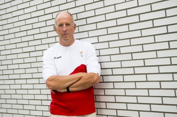 Zwemcoach Ronald Gaastra begeleidt nu ook topgolfer Thomas Pieters