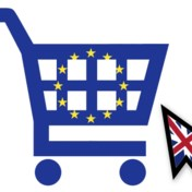 Shoppen in de EU-winkel