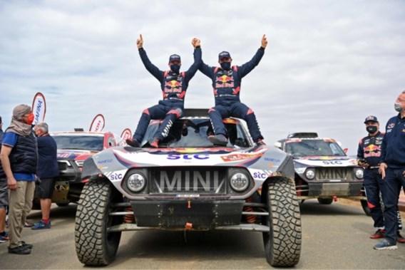 Dakar: historische veertiende eindzege voor Stéphane Peterhansel