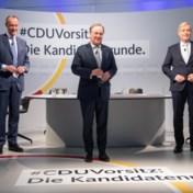 CDU vaart blind in zoektocht naar nieuwe voorzitter
