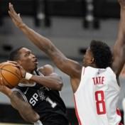 NBA. Ex-Giant Jae'Sean Tate lukt zijn eerste double-double, Nikola Jokic schittert nog maar eens bij Denver