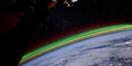 Astronaut maakt wonderlijke beelden van noorderlicht