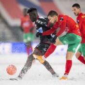 KV Oostende toont zich de betere van KV Kortrijk in sneeuwballet