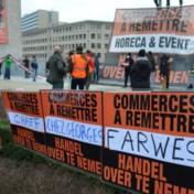 Brusselse horeca voert actie aan Kunstberg