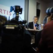 Dierckx eist eerherstel en dagvaardt BNP Paribas Fortis