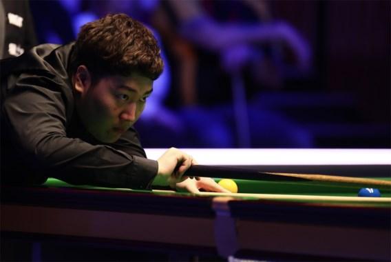 Yan Bingtao schakelt Neil Robertson uit op Masters snooker