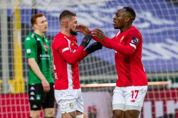 Standard wint tegen Cercle en pakt 6 op 6 onder Mbaye Leye