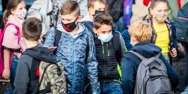Sciensano: 'Scholen lopen eerder achter op epidemie'