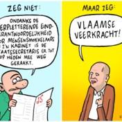 Cartoon van de dag - januari 2021