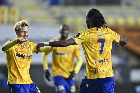 Duo Mboyo-Suzuki schenkt STVV drie welgekomen punten