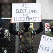 Blog VS | Aangekondigde protesten in Amerikaanse hoofdsteden blijven beperkt
